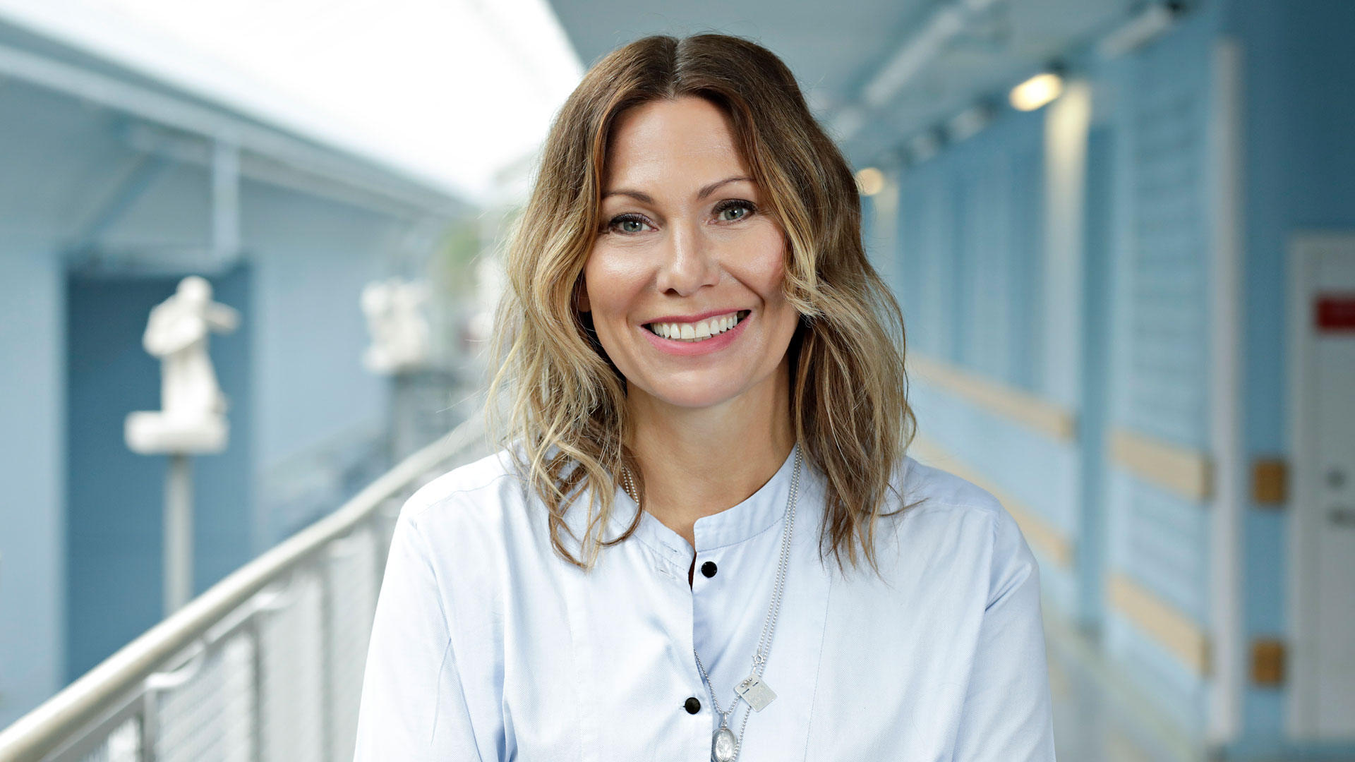 Anna Croneman is head of drama in SVT. Photo: SVT
